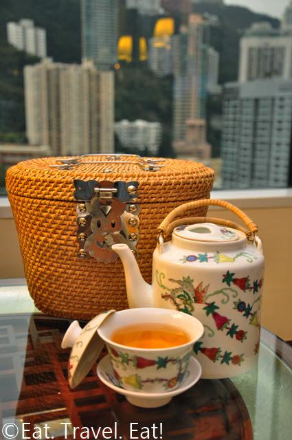 Island Shangri-La Tea