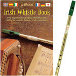 Waltons Irish Whistle Book Kit with Instrument and Instructions WM1504