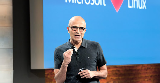 Microsoft Azure is growing faster than AWS backed by big brands