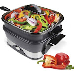 Vitachef Healthy Lifestyle All-in-One Cooking System - Black