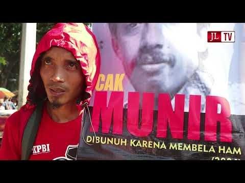 [Video] Peringatan Hari Buruh Internasional 2018 di Jakarta