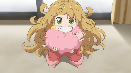 Sweetness and Lightning 01 (Time for some sugary but wholesome goodness.) - AstroNerdBoy's Anime & Manga Blog