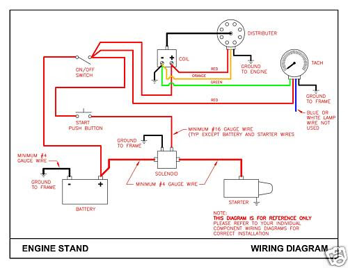 Chevy 350 Hei Distributor Wiring Diagram