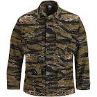 Propper Uniform BDU Coat - Asian Tiger Stripe