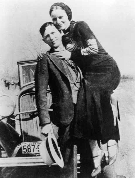 Did you guess our Mugshot Monday article? The Story of Bonnie and Clyde by Allie Michelle.  Back during...