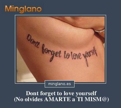 Frases Para Tatuajes En Inglés Traducidas