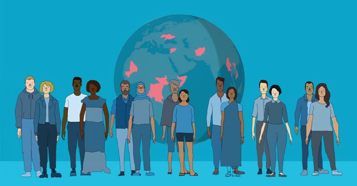 Αποτέλεσμα εικόνας για Νέο εκπαιδευτικό υλικό της Ύπατης Αρμοστείας με τίτλο: «Μαθαίνουμε για τους πρόσφυγες»