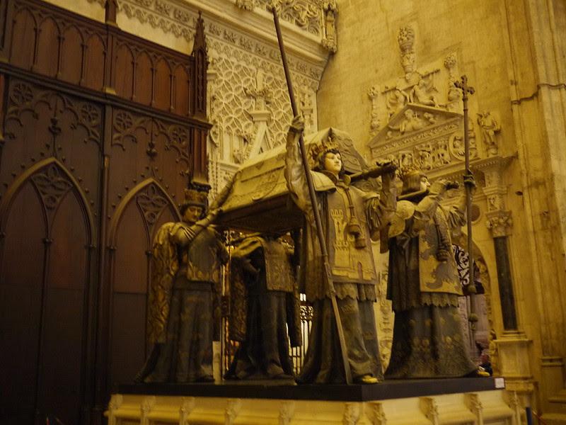 塞維亞大教堂 Catedral de Sevilla