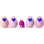 Hatchimals Colleggtibles Season 2-4-Pack + Bonus (Styles & Colors May Vary)