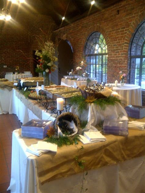 1504 best images about Buffet/ table set up on Pinterest