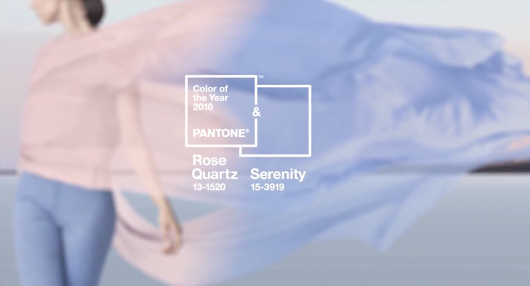 "The New Black on Twitter: ""#RoseQuartz & #Serenity are chosen as the #PANTONE #ColoroftheYear   """