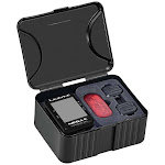 Lezyne Mega C GPS Smart Cycling Computer - Loaded Pro Kit w/Speed/Cadence - 1-GPS-MEGAC-V204-HS
