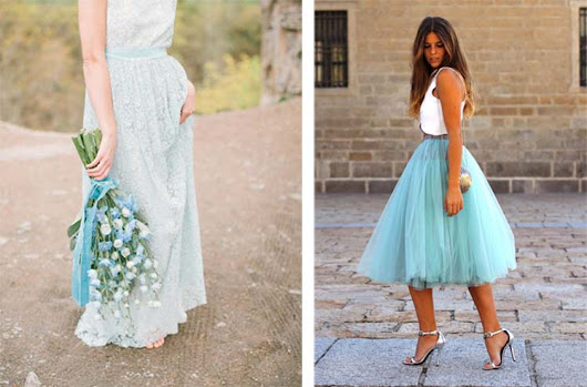 Something blue... - Mlle bride