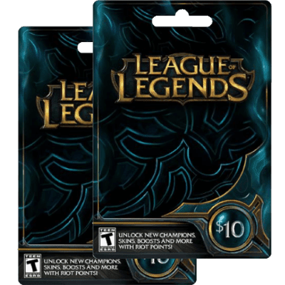 Riot Points Giveaway!