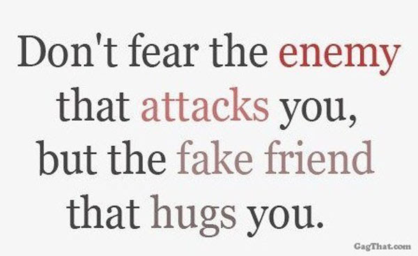 Best Fake Friends Tumblr Quote 40 Quotes