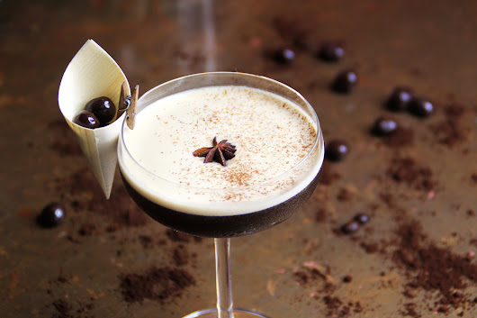 8 Chocolate Cocktails to Help You Have a Sweet Valentine's Day