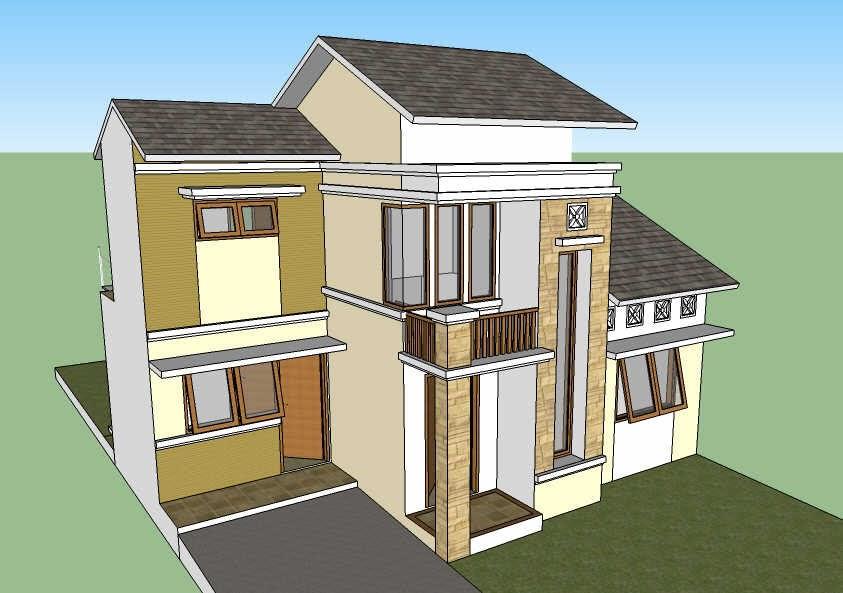 Gambar Aplikasi Desain Rumah 3 Dimensi - Contoh O