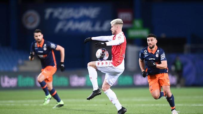 «Монако» с Головиным победил «Монпелье» в чемпионате Франции