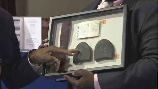 Thanks to Harlem Family, New Museum Displays Some Artifacts from Historic Selma March