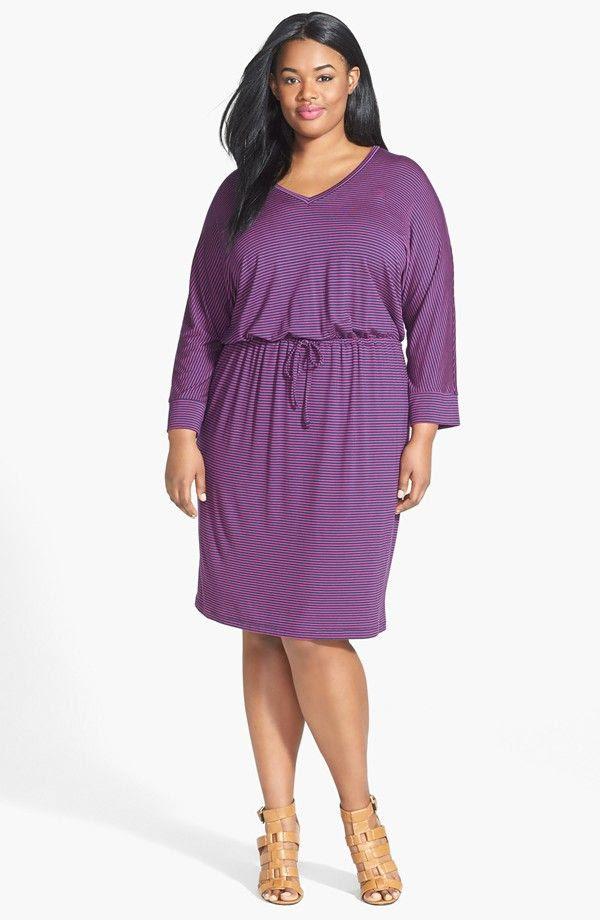 plus size clothes lilac