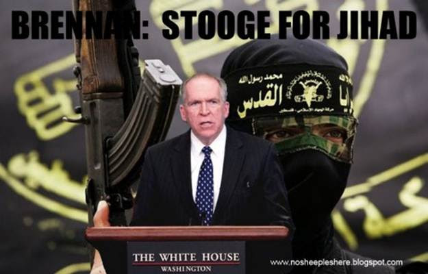 Image result for john Brennan: commie muslim