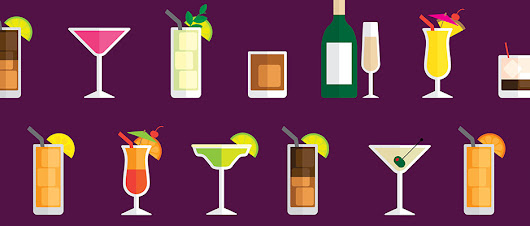 How Many Calories Are in Your Cocktail? [INFOGRAPHIC]