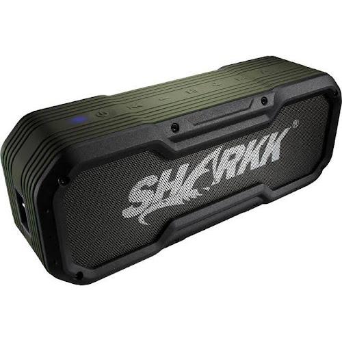 SHARKK Commando Speaker - for Portable use - Wireless