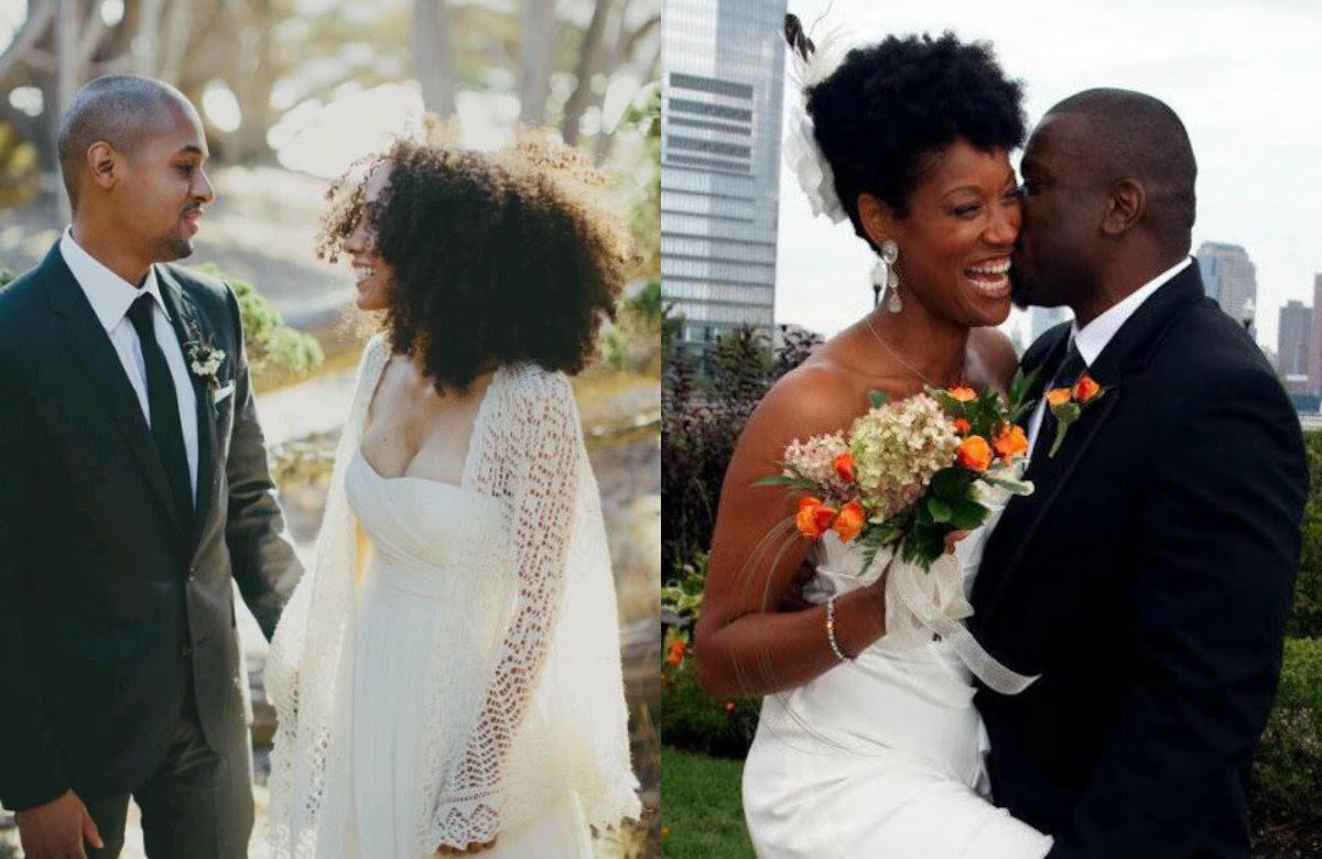 Black Women Wedding Afro Hairstyles Hairstyle 2017