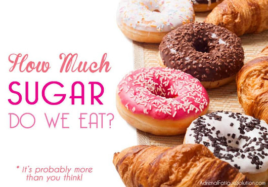 How Much Sugar Do We Eat Today (And Why Does It Matter)?