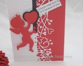 Cupid Valentine's Day Card