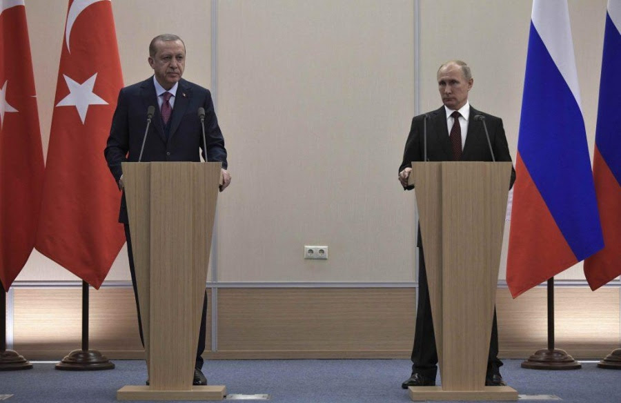 "Putin και Erdogan θεμελιώνουν το τουρκικό πυρηνικό ""οπλοστάσιο"""