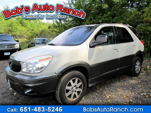 Used 2004 Buick Rendezvous CX 2WD for Sale in Lino Lakes MN 55014 Bobs Auto Ranch