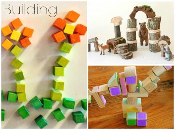homemade blocks to make for kids