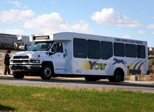YCAT bus to pick up AWC students in Somerton