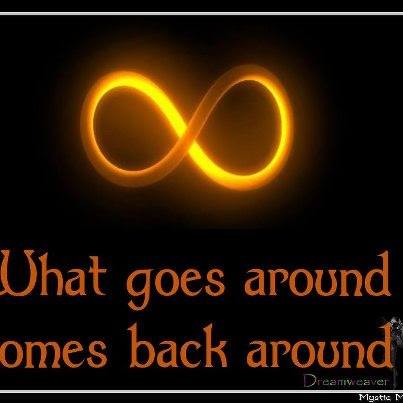 Pictures Of What Goes Around Comes Around Quotes And Sayings Www