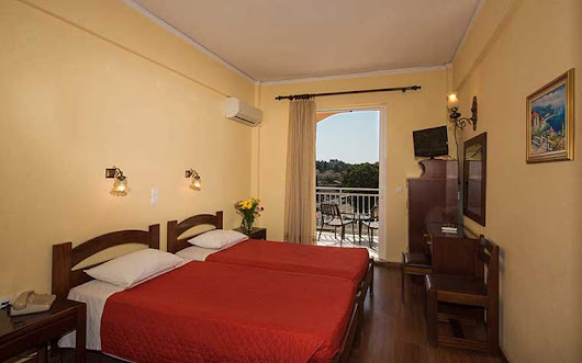 Double Room | Hotel in Corfu Town | Sunset Hotel Corfu Town