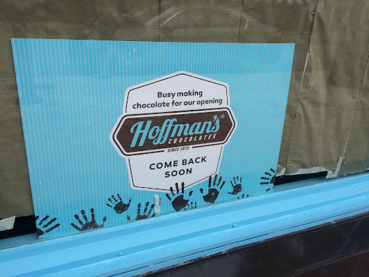 Hoffman's Chocolate opening Sept. 29 on Las Olas Boulevard