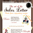 The Art of the Sales Letter [Infographic]