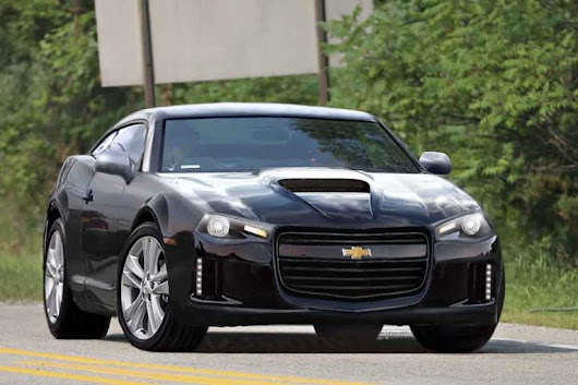 2017 Chevy CHEVELLE SS!!