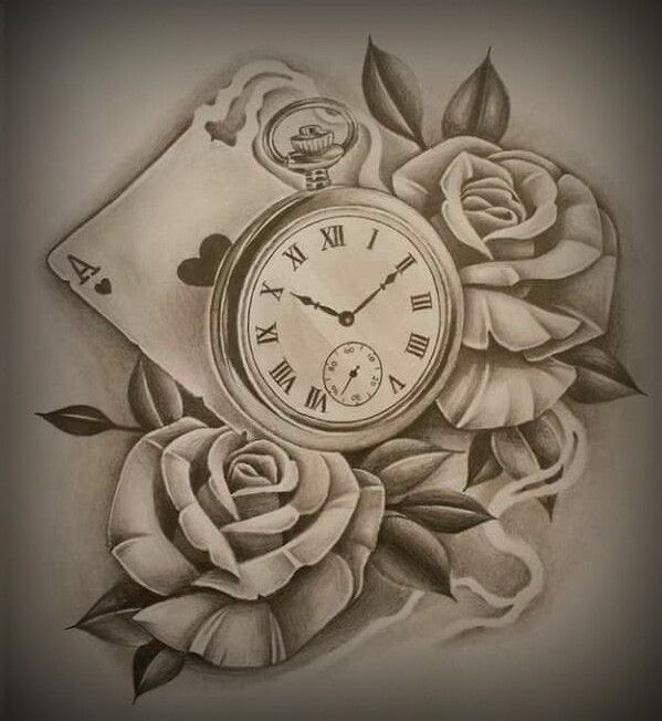 Rose Tattoo Drawing Tumblr At Getdrawingscom Free For Personal