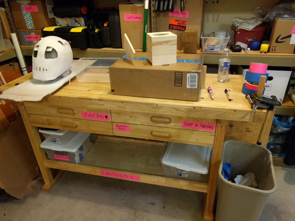 Review Windsor Design Workbench Knockout Nerd