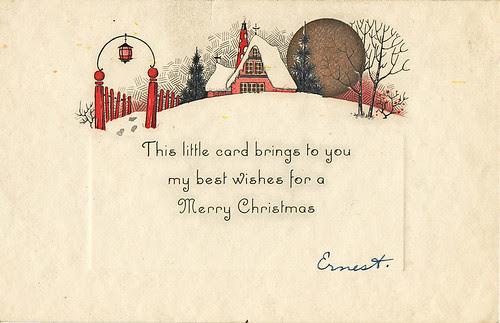 redandgoldchristmascard