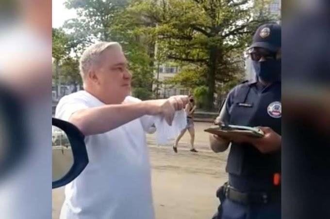 CNJ abre processo disciplinar e afasta desembargador que humilhou guarda em SP