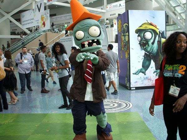 Do you think this dude will make an appearance at Knott's Scary Farm this October as well?