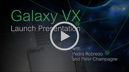 Introducing the Galaxy VX UPS - A new product from Schneider-Electric