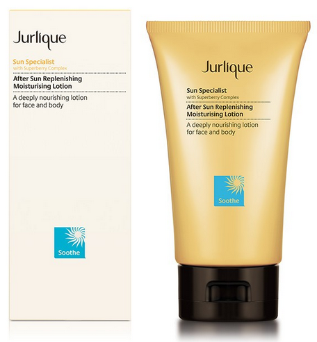 Jurlique gift with purchase - Free full size Calendula Cream with Sun Specialist After Sun Replenishing Moisturising Lotion purchase - Gift With Purchase