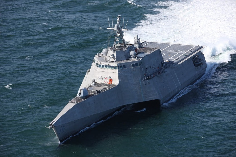 Independence class Littoral Combat Ship Tulsa LCS 16 Completes Acceptance Trials Austal