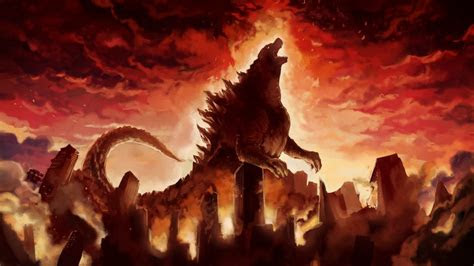 godzilla  wallpapers pictures images