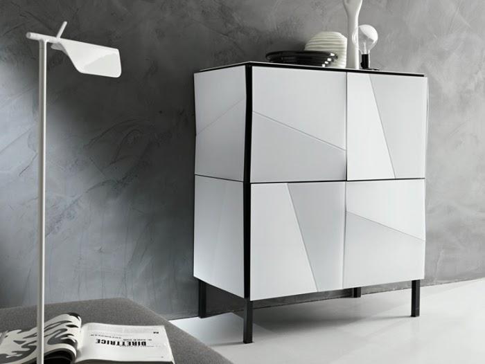 Highboard design in ansprechender optik 20 trendmodelle frisch mobel - Design mobel kunstlerische optik sicis ...