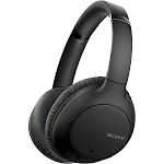 Sony Wireless Noise-Cancelling Over-the-Ear Headphones - Black (WH-CH710N/B / WHCH710NB)